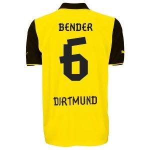 Camiseta Borussia Dortmund Bender Primera 2013/2014
