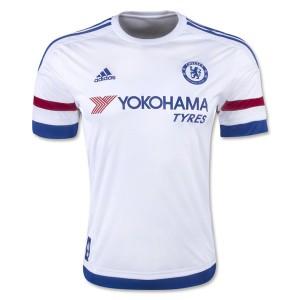 Camiseta nueva del Chelsea 2015/2016 Equipacion Segunda