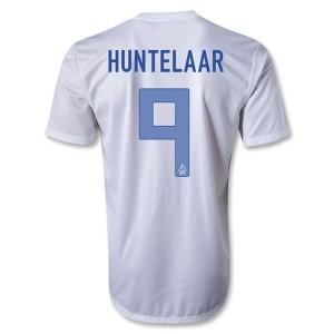 Camiseta nueva del Holanda 2013/2014 Huntelaar Segunda