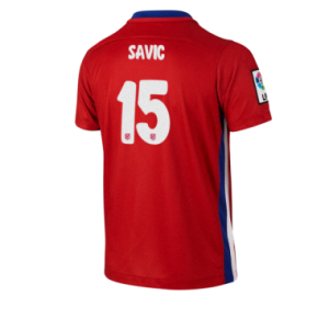 Camiseta nueva Atletico Madrid SAVIC Equipacion Primera 2015/2016