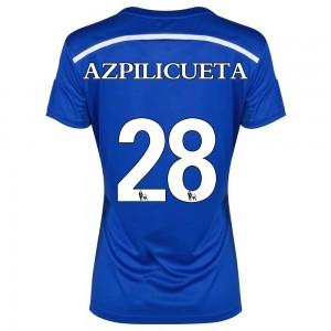 Camiseta Chelsea Cahill Primera Equipacion 2013/2014
