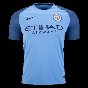 Camiseta del Manchester City 2016/2017