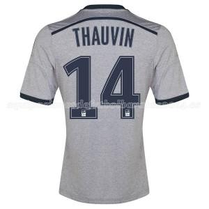 Camiseta Marseille Thauvin Segunda 2014/2015