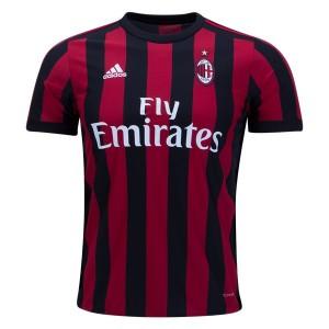 Camiseta de AC Milan 2017/2018
