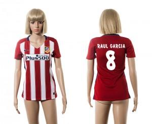 Camiseta nueva Atletico Madrid Mujer