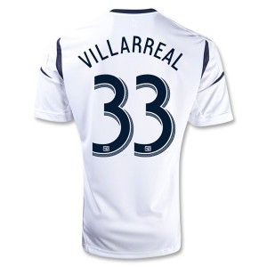 Camiseta de Los Angeles Galaxy 2013/2014 Primera Villarreal