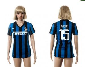 Camiseta Inter Milan 15 2015/2016 Mujer
