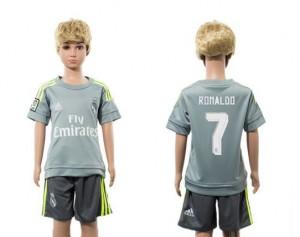 Camiseta Real Madrid 7 Away 2015/2016 Niños