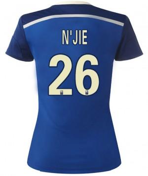Camiseta nueva España de la Seleccion J.Navas Primera 2013/2014