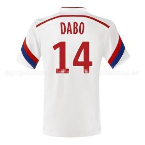 Camiseta del Dabo Lyon Primera 2014/2015
