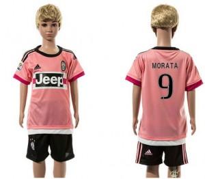 Camiseta Juventus 9 2015/2016 Niños