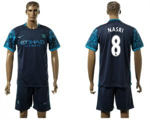 Camiseta nueva Manchester City 8# Away