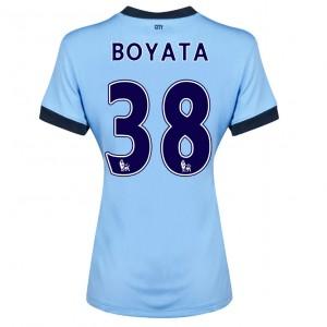 Camiseta nueva del Manchester City 2014/2015 J.Navas Primera