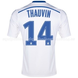 Camiseta Marseille Thauvin Primera 2014/2015