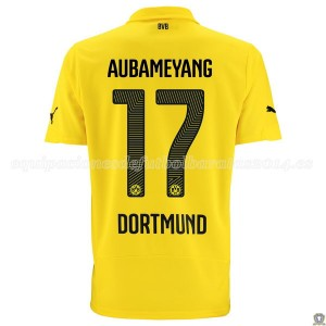 Camiseta de Borussia Dortmund 14/15 Tercera Aubameyang