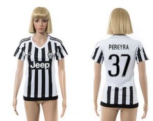 Camiseta Juventus 37 2015/2016 Mujer