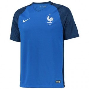 Camiseta de Francia 2016 Primera Equipacion
