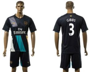 Camiseta del 3# Arsenal Away