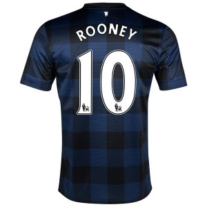 Camiseta de Inglaterra de la Seleccion 2013/2014 Segunda Rooney