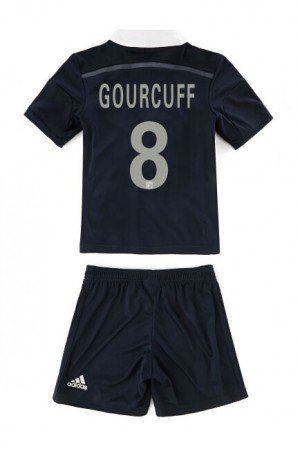 Camiseta nueva Arsenal Rosicky Equipacion Primera 2014/2015