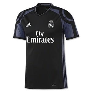 Camiseta del Real Madrid Tercera Equipacion 16/17
