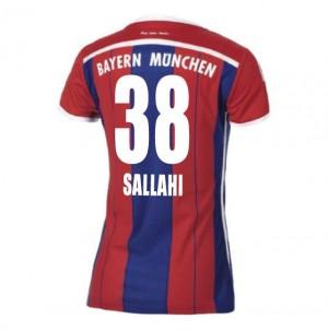 Camiseta del Messi Barcelona Primera 2013/2014
