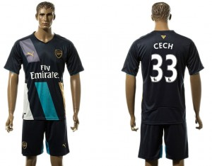 Camiseta Arsenal 33# Away