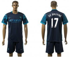 Camiseta del 17# Manchester City Away