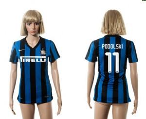 Camiseta de Inter Milan 2015/2016 11 Mujer
