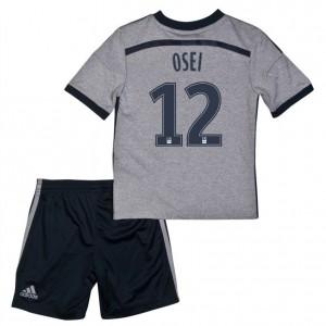 Camiseta de Borussia Dortmund 14/15 Segunda Sarr