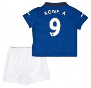 Camiseta nueva del Newcastle United 2013/2014 Sissoko Segunda