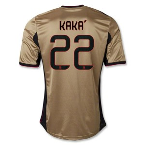 Camiseta de AC Milan 2013/2014 Tercera Kaka Equipacion
