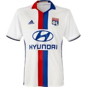 Camiseta nueva del Lyon 2016-2017