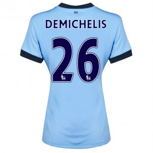 Camiseta Manchester City Fernando.R Tercera 2014/2015
