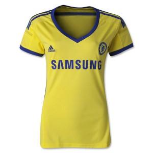 Camiseta Chelsea Segunda Equipacion 14/15 Mujer
