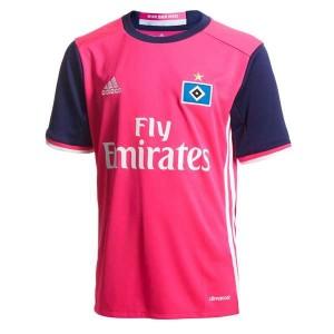 Camiseta nueva Hamburger SV Equipacion Segunda 2016/2017