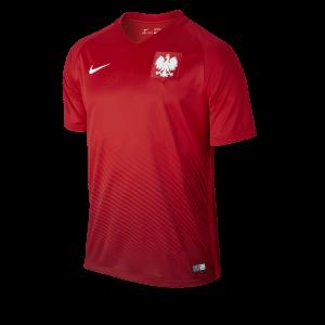 Camiseta Polonia 2016/2017