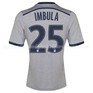 Camiseta Marseille Imbula Segunda 2014/2015