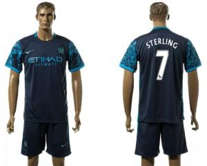 Camiseta nueva del Manchester City 7# Away
