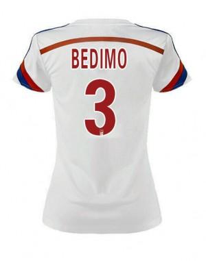 Camiseta nueva del Marseille 2014/2015 Mendes Segunda