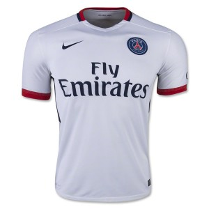 Camiseta de Paris Saint Germain 2015/2016 Segunda Equipacion