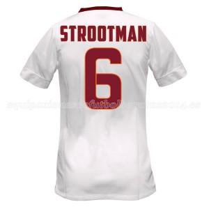 Camiseta de AS Roma 2014/2015 Segunda Strootman Equipacion