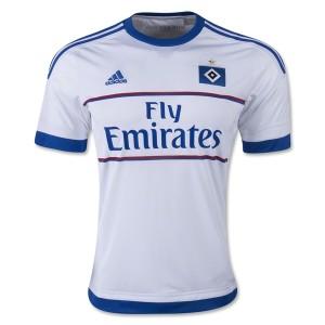 Camiseta nueva Hamburger SV 2015/2016