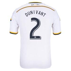 Camiseta nueva Los Angeles Galaxy Dunivant Primera 13/14