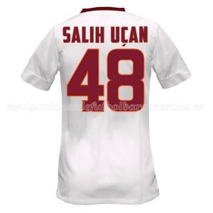 Camiseta nueva del AS Roma 2014/2015 Equipacion Salihucan Segunda