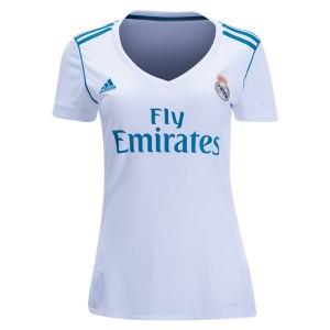 Camiseta de Real Madrid 2017/2018 Home Mujer