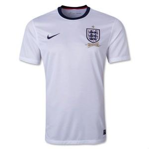 Camiseta Inglaterra de la Seleccion Primera 2013/2014
