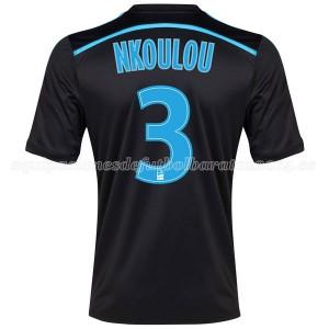 Camiseta nueva del Marseille 2014/2015 Nkoulou Tercera
