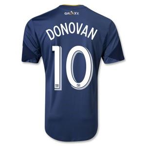 Camiseta nueva Los Angeles Galaxy Donovan Segunda 2013/2014