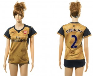 Camiseta nueva Arsenal 2# Away